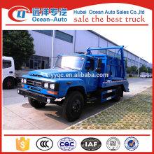 Dongfeng дешевая цена 4x2 гидравлический мусоровоз мусоровоз