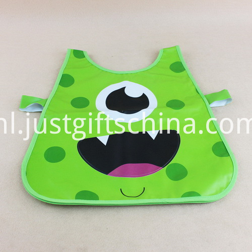 Custom Waterproof PVC Baby Bibs (2)