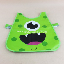 Custom Waterproof PVC Baby Bibs