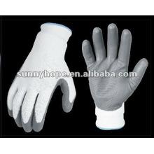 Schaumstoff-Nitril-beschichteter Handschuh mit 13-gauge Polyester-Liner