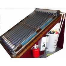 Unaufdringliche Solarwarmwasserbereiter Solar Collector Home System