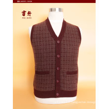 Gilet Yak Laine / Cachemire V Neck Cardigan / Vêtement / Vêtements / Tricots