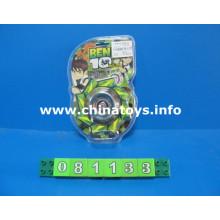 Promotion Top Toy Metal Musical Flashing Lighit Top Toy (081133)