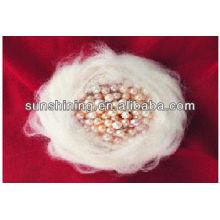100% fibra de perlas