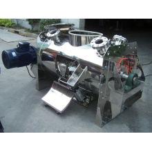 Mezclador del tipo de la máquina de la serie LDH 2017, mezcladores del tanque industrial de SS, licuadora horizontal del extractor