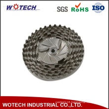 Ppap Stainless Steel Machinery Accessories Precision Casting Supplier