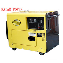 AC Single Phase 50Hz/2800W Key Start Silent Diesel Generator for Home and Shop Use (KDE3500T)