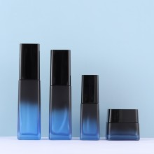 Packaging cosmetics containers glass jar bottles