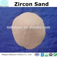 fabricant de sable de zircon dans le prix concurrentiel dans le minerai