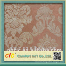 Polyester Jacquard Chenille Sofa Curtain Fabric