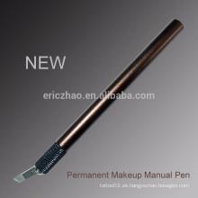 Permanent Maquillaje Bordado Handmade ceja Microblading Pen