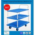 2014 profesional OEM personalizada plataforma de plataforma de 300 kg con tres capas y manijas