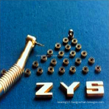 Zys Good Performance Ceramic Dental Bearing S418/S93/PA