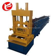 Machine de formage de rouleaux de tôles c