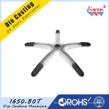 Stuhl Basis von Kunden Design Aluminium Druckguss