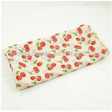 Bufanda de seda de Georgette de la gasa de la manera de la impresión de la cereza