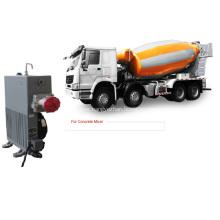 Oil Cooler of Concrete Blender