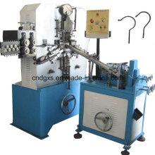 Máquina de gancho de suspensión con unidad de roscado
