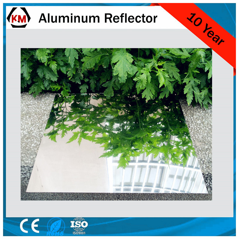 mirror aluminum sheet roll for lighting