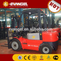 YTO 3 Tonnen 3 Abschnitte 4,5 m Mast Diesel Gabelstapler CPCD30