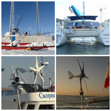 Small Wind System for Yacht Use Boat Use