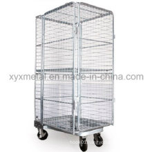 4 Sided Full Security Roll Container