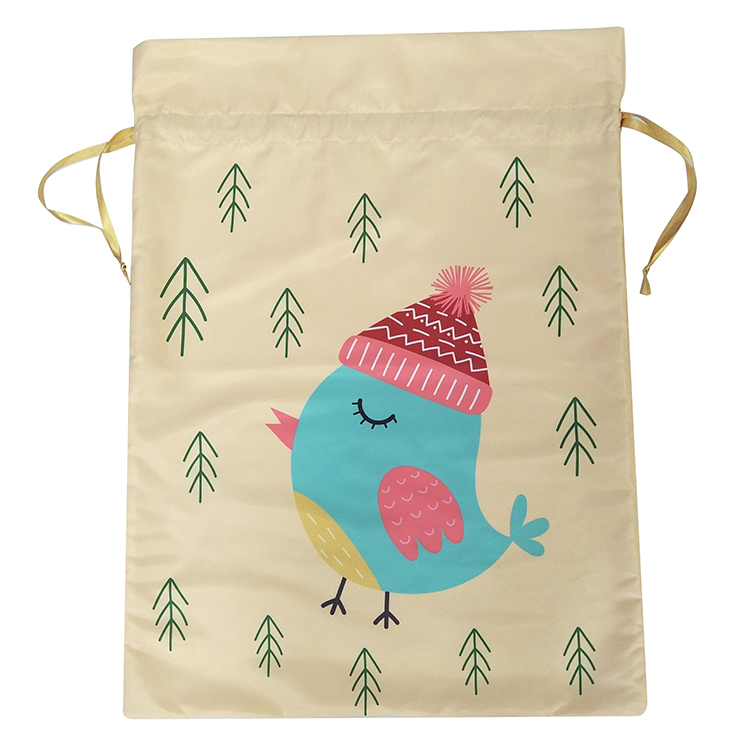 Christmas Little Bird Sack