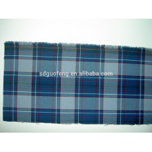 Combed CVC Stripe Shirting Fabric 40*40 140*86 cotton shirting fabrics