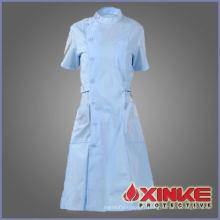 robes d'hôpital jetables