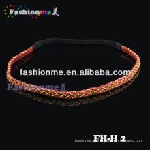 Headband trançado de Fashionme