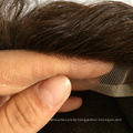 Customized 18 inch #2 indian remy hair systems hairpiece for women and men