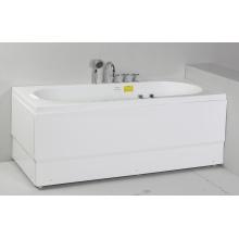 Квадратная акриловая массажная ванна (JL803)