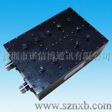 As telecomunicações do conector modelo do poder FX-470-500-1-10 10w N-KF parte o filtro do RF da freqüência ultraelevada