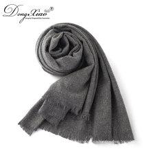 Precio competitivo venta al por mayor abrigo de chal de oración de navidad personalizar bufanda de cachemira de punto