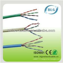 Utp cat5e lan cable / cat5e / China factory cat5e lan cable