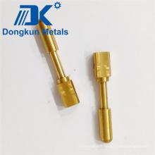 Moulage personnalisé en bronze et en cuivre avec usinage