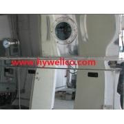 Machine de séchage horizontale à lit fluidisé