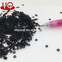 Super Small Mini Sealing o anillo Rubber oring NBR Buna Nitrile O rings arandela plana para la industria mecánica