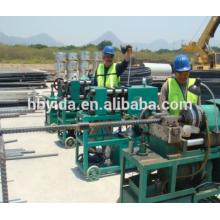 2017 barra de aço virada máquina de forjamento