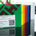 Kundenspezifische Größe für HDPE-Folie aus Polyethylen hoher Dichte