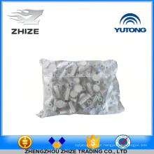 EX peça de reposição de ônibus de preço de Fábrica 3552-00327 Rebite para Yutong Kinglong Higer ônibus