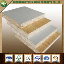 Melamine Faced Particle Board in Sale for Furniture