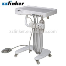 CE/FDA Approved zzlinker Economic Mobile Dental Chair Unit
