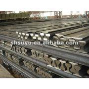 Railway Fasteners 12kg Crane Steel Rail