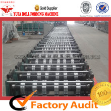 High-end Floor Plate Forming Machine for Steel Structural Construction