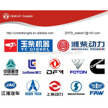 Pièces de rechange pour camions d'origine Yuchai Weichai Sinotruk JAC FAW