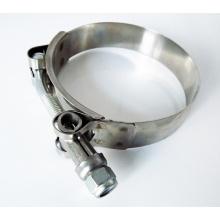 Collier de serrage lourd, bride en acier inoxydable, serre-câbles Al-Thvg01