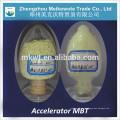 MBT (CAS NO.:149-30-4) de Accelerator para correias transportadoras de borracha