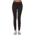 Женские спортивные штаны для йоги высотные тренировки в тренажерном зале утягивающее белье колготки Леггинсы