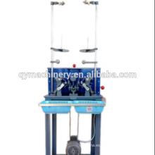 viento, control y mecanismo de empuje capullo bobina máquina de viento